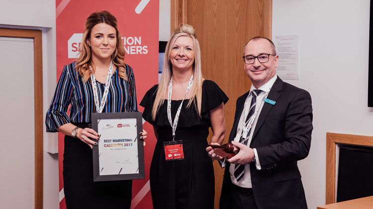 Estate Agent Awarded Best Marketing Campaign | SDL Auctions