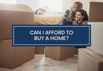 Finances | Can I afford to buy a home?