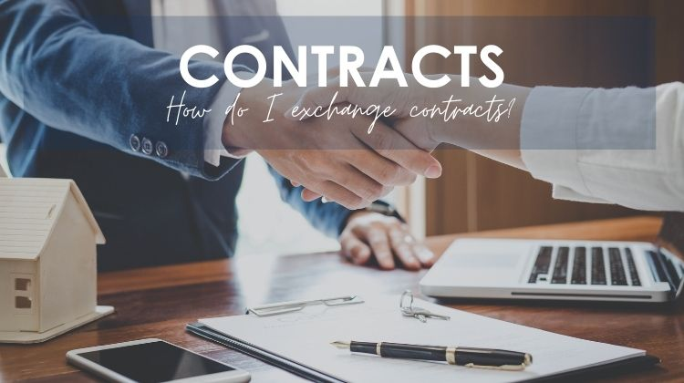 how do i exchange contracts