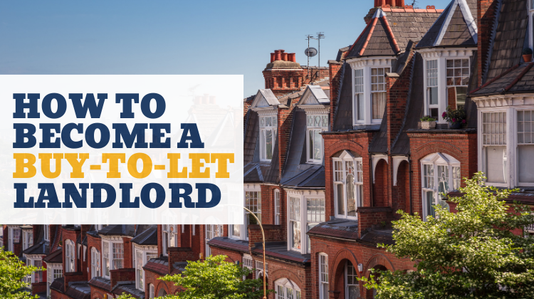 How To Become A Buy-To-Let Landlord
