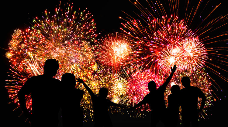 Bonfire and Firework Displays in the North West