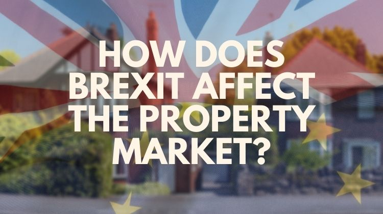how does brexit affect the property market
