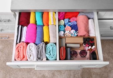 Marie Kondo's Top Tips For Tidying