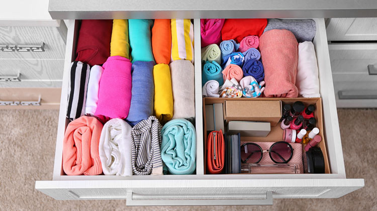 Top Tips For Tidying by Marie Kondo