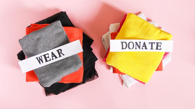 wear donate