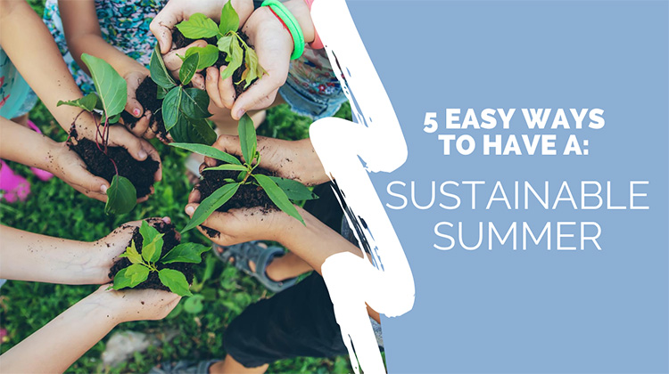 sustainable summer