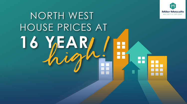 North-West Prices rise up
