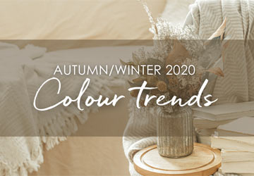 Autumn/Winter 2020 Colour Trends