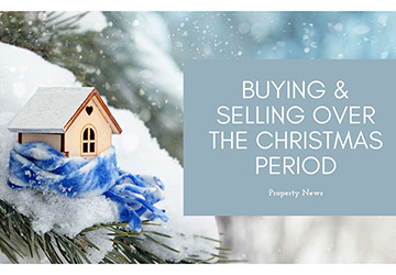 Property News   |   Buying & Selling Over The Christmas Period