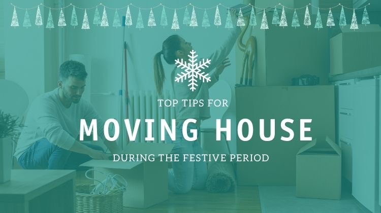Top tips for moving house during the festive period