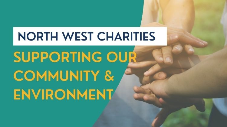north west charities